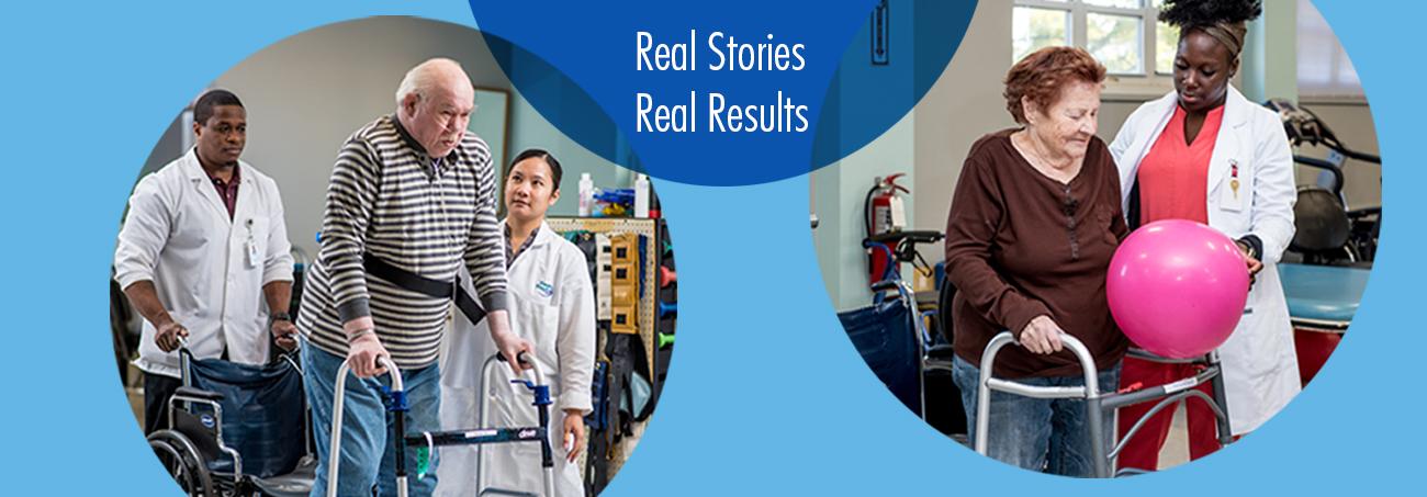 Patient Success Stories at Sinai Post-Acute, Nursing ...