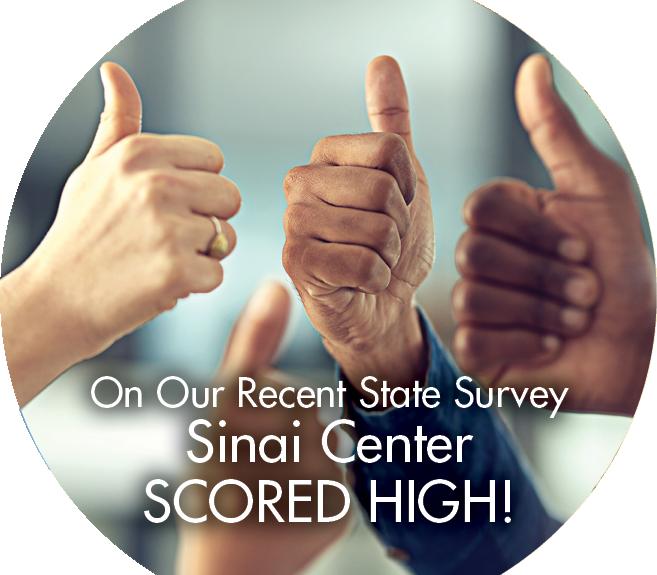 Sinai Scoring High