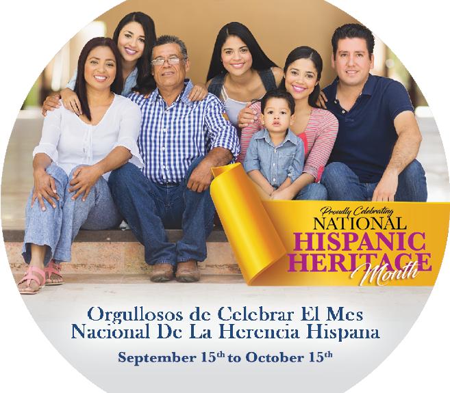 Hispanic Month Slider