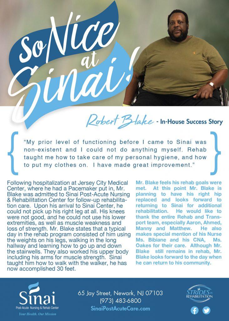 Sinai Testimonial Robert Blake-01