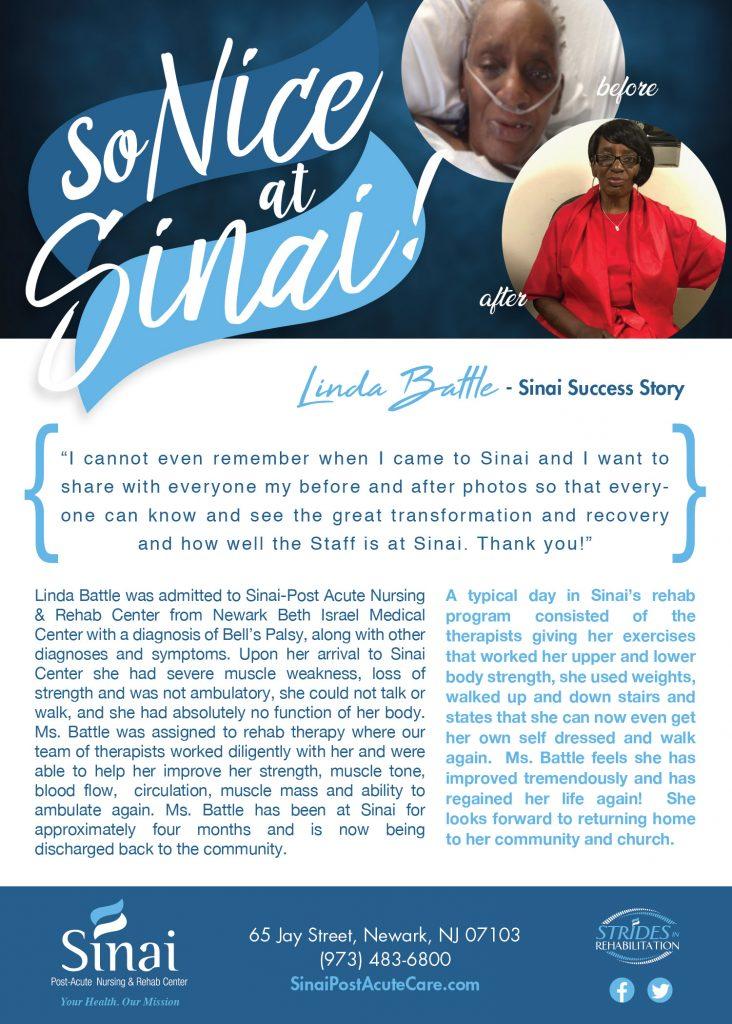 Sinai Testimonial Linda Battle-01